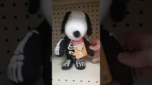 dan dee animated halloween snoopy waddler youtube