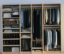 closet organize your wardrobe efficiently with free standing