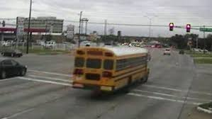 what is considered running a red light new records show dallas county schools bus drivers still running red