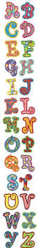 free applique alphabet patterns embroidery free machine