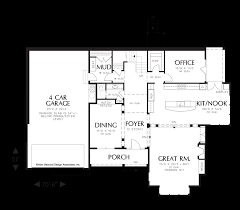 mascord house plan 2437 the kincade