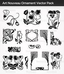 466 best nouveau ornament images on calligraphy