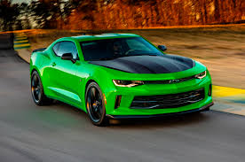 what car company makes camaros 12 things you didn t about the 2017 chevrolet camaro 1le