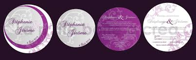 faire part mariage rond wedding invitation faire part de mariage rond weddings