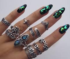 indigolune com rings pinterest nail art nail art ideas and