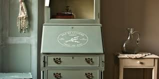 green bureau vintage shabby chic bureau no 07 touch the wood