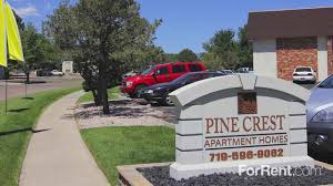 Homes For Rent Colorado by Pine Crest Apartments For Rent In Colorado Springs Co Forrent Com