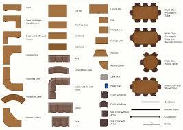 furniture symbols for floor plans interior design office layout