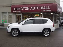 jeep compass used used jeep compass at abington auto mall