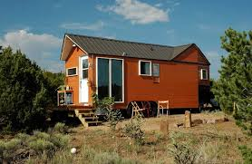 free tiny house plans on trailer with wooden folding chairs and