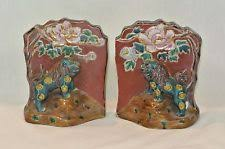 foo dog bookends dog bookends ebay