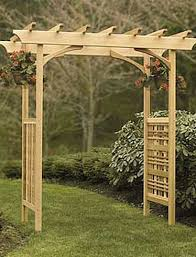 wedding arches and arbors wood wedding arches pictures backyard wedding wood arbor arch