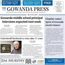 gowanda press u2014 march 10 2017 edition by bradford publishing issuu
