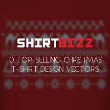 christmas designs bundle 10 top selling t shirt design vectors