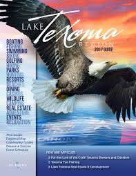 lake texoma association 2017 guide by jeannie moxiegraphex com