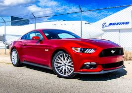 Red And Black Mustang Gt 2016 Mustang Gt Review U2013 The Vintage You Want
