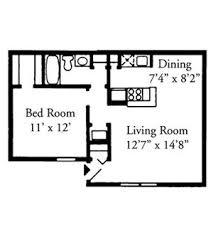 Two Bed Two Bath Floor Plans Rivercreek Apartments 2525 Center West Parkway Augusta Ga