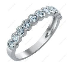 half eternity ring meaning on which finger do you wear an eternity ring diamond