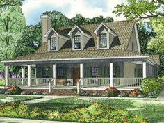 Craftsman Style House Plans With Wrap Around Porch Single Story Farmhouse With Wrap Around Porch Square Feet 3