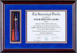 tassel frame ufdf016 deluxe diploma frame cap tassel with 2 honors cords