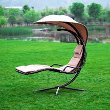 Chair Hammock With Stand Amazon Com Naturefun Hammock Chair With Arc Stand Adjustable