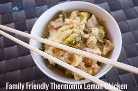 thermomix cuisine family thermomix lemon chicken the 4 blades