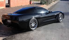 c5 corvette black ain t no tony st s vortech supercharged c5 corvette