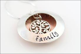 personalized locket necklace personalized locket necklace tree of charm sterling silver