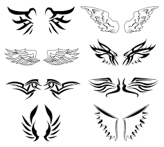 wings tattoos tattoo design and ideas
