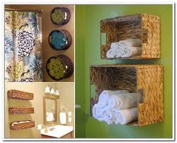 wall mounted bath towel storage home design ideas