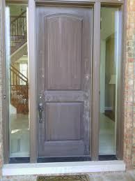 Refinish Exterior Door Refinishing Wood And Fiberglass Doors Door Renew Wood Door