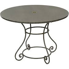 Wrought Iron Patio Coffee Table Wrought Iron Coffee Table With Glass And Wooden Round