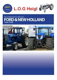 4 ford log heigl by quality tractor parts issuu