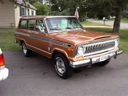 jeep chief jeep wagoneer cherokee chief spotted on the way to buffalo u2026 flickr