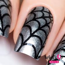 whats up nails spider web stencils u2013 daily charme