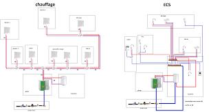 chauffage cuisine schema electrique cuisine nouveau schéma pour mon installation