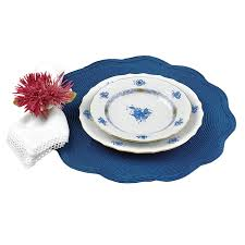 Placemats For Round Table Dining Room Cool Ideas For Dining Table Decorating Design Ideas