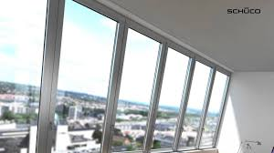 Schuco Curtain Wall Systems Schüco Tiptronic Simplysmart Youtube