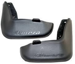nissan almera australia review nissan almera n16 rear mudflaps mudguards new genuine ke7884m486