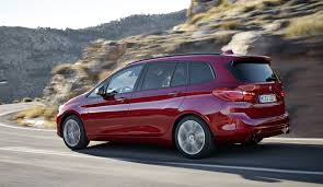 bmw minivan bmw 2 series gran tourer mpv due for june 2015 release carwow
