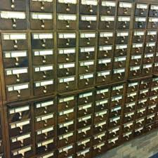 Vintage Library Card File Cabinet Apothecary Cabinet Ebay