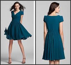 cheap informal bridesmaid dresses wedding short dresses