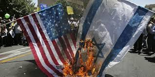 Burning A Flag Death To Israel U201d Chants Flag Burning And Anti West Chants At