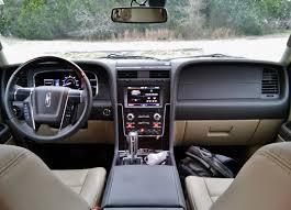 Lincoln Navigator 2015 Interior Review 2015 Lincoln Navigator L 4x4 Ford Trucks Com