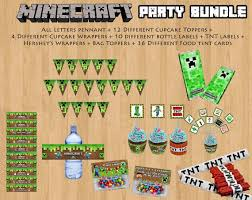 93 best minecraft party images on pinterest minecraft ideas