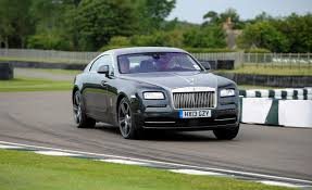 roll royce royles 2014 rolls royce wraith up close u2013 video u2013 car and driver