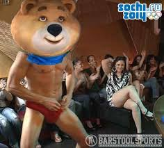 Dancing Bear Meme - sochi social 10 things you didn t know about misha the mascot bear
