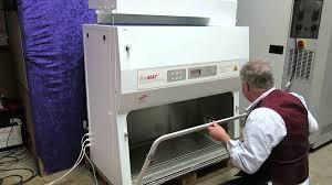 Telstar Biosafety Cabinet Biomat Class Ii Cabinet Youtube