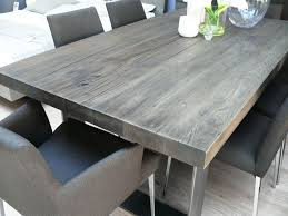 gray wash dining table new arrival modena wood dining table in grey wash wooden tables