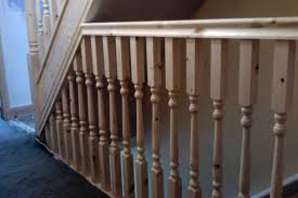 How To Install Stair Banister Installing Stairs And Balustrades